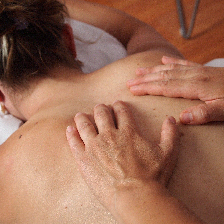 massage cda healing